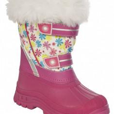 Ghete copii Trespass, Fete - Ghete zapada fete Trespass Snowsparkle Bublegum