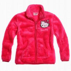 Jacheta polar Hello Kitty roz
