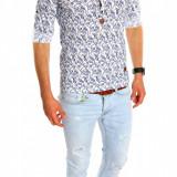 Camasa tip Zara  - camasa barbati - camasa slim - camasa fashion - cod 6344