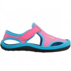 SANDALE NIKE SUNRAY PROTECT (PS) COD 344992-612 - Papuci dama Nike, Marime: 28, 31, 32, 33.5, 35, Culoare: Roz