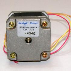 Motor pas cu pas Nanotec ST4018M1206-A 1.2A 1.8 grade 0.3 Nm(477) - Motoras pas cu pas