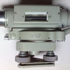 Microscop - TEODOLIT CARL ZEISS JENA Ni 030 NIVELA FUNCTIONAL