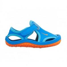 SANDALE NIKE SUNRAY PROTECT (TD) COD 344925-418 - Papuci dama Nike, Culoare: Albastru