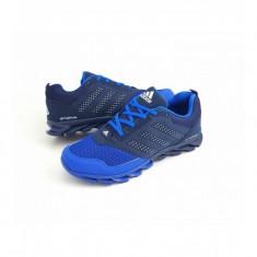 Adidasi barbati - Adidasi Adidas springblade 3 albastru-negru model nou 2016