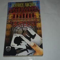 JEFFREY ARCHER - PRIMUL INTRE EGALI - Roman
