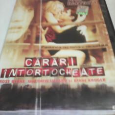 FILM CARARI INTORTOCHEATE, SUBTITRARE ROMANA, ORIGINAL - Film drama, DVD
