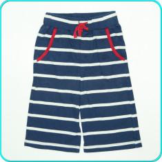 Pantaloni scurti din bumbac, elastic in talie, COTTON PEOPLE _ 5 - 6 ani | 116, Culoare: Bleumarin, Baieti