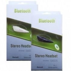 Adaptor bluetooth - Casca bluetooth stereo handsfree