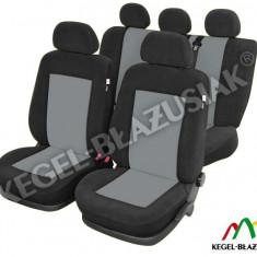 Set huse scaune auto Kronos pentru Dacia Logan - Husa Auto