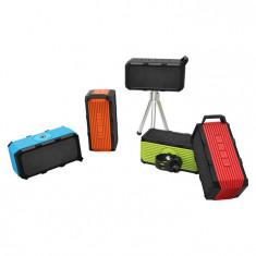 Boxa portabila Divoom Voombox Ongo, Bluetooth (Negru)