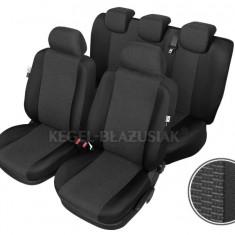 Husa Auto - Huse scaune auto ARES pentru Renault Kangoo set huse fata + spate