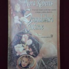 Roman dragoste - Nora Roberts - Scandaluri intime - 569363