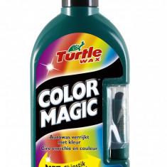 Solutie polish auto Turtle Wax Color Magic Plus Verde Inchis 500ml