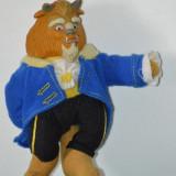 Figurina jucarie Bestia din Frumoasa si Bestia desene animate Disney, 14cm - Figurina Desene animate