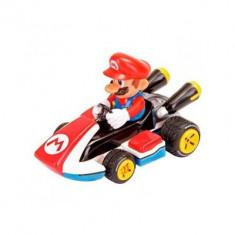 Jucarie Mario Kart 8 Nintendo Pull Speed Mario - Masinuta electrica copii