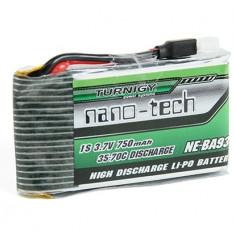 Acumulator LiPo Turnigy Nano-Tech 750 mAh 1S 35~70C (3.7 V)