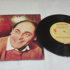 DISC VINIL MELODII DE GEORGE GRIGORIU-C. DRAGHICI, N.NITESCU, D.BADEA, M.PISLARU - Muzica Pop