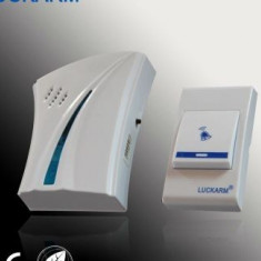 Sonerie electrica - Sonerie Fara Fir Wireless Programabila Luckarm