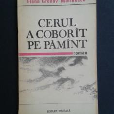Roman - CERUL A COBORAT PE PAMANT Elena Gronov Marinescu