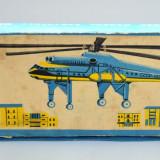 RAR - Joc vechi CCCP - RUSIA - Kit ELICOPTER - Yunyj Tyechinik Mil Mi-10 1975