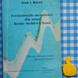 Carte Geografie - Formatiunile mezozoice din zona Resita - Moldova Noua Ioan I Bucur