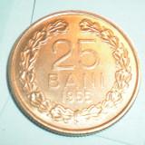 25 bani 1955 UNC - Moneda Romania