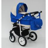 Carucior copii 3 in 1 Germany MyKids Albastru inchis