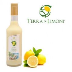 Crema din lamai Costa D'Amalfi, 17%, 50CL - Crema de maini