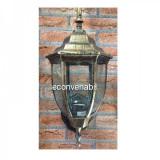 Iluminat exterior - Felinar de Gradina Antichizat 1804PB