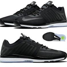 ADIDASI NIKE ZOOM SPEED - ADIDASI ORIGINALI - Adidasi barbati Nike, Marime: 42, Culoare: Negru, Textil