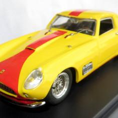 RAR! BANG Ferrari 250 TDF street version dunga rosie 1958 1:43 - Macheta auto Alta