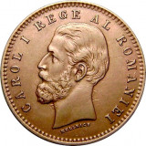15. ROMANIA, 2 BANI 1900_patina uniforma - Moneda Romania, An: 1900