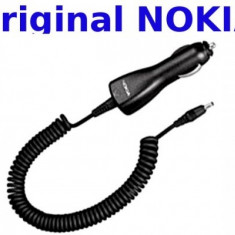 Incarcator auto Nokia LCH-12 BLISTER - Incarcator telefon Nokia