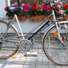 Bicicleta de oras Heidemann, import Germania, 20 inch, 28 inch, Numar viteze: 6
