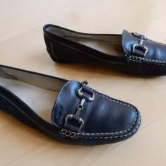 Pantofi Geox Respira din piele naturala; marime 39 1/2 - Pantofi dama, Marime: 39.5, Culoare: Din imagine