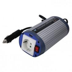 Invertor de tensiune 12V-230V, 150W, iesire USB 5V, HQ - vit_HQ-INV150WU-12 - Invertor Auto