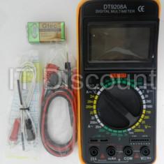 Multimetre - Multimetru DT9208A SENIT