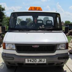 Utilitare auto - LDV, an 2001, 2.5 Turbo Diesel