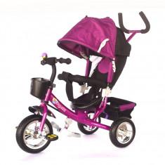Tricicleta Agilis Purple Skutt - Tricicleta copii