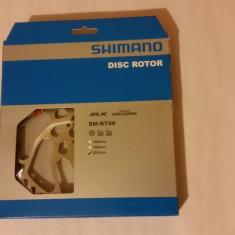 Shimano SLX SM-RT66 Disc 203mm rotor, Frane pe disc
