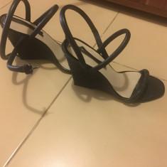Sandale dama - SANDALE ZARA, NR 36, NOI
