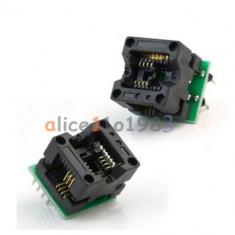 SOP8 to DIP8 EZ Programmer Adapter Socket Converter Module JCAU (FS00953)