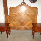 Pat rococo - Mobilier, Paturi si seturi dormitor