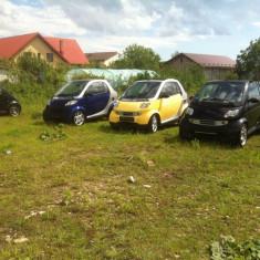 Autoturism Smart, FORTWO, An Fabricatie: 2003, Motorina/Diesel, 160000 km, 799 cmc - Smart Fortwo