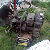 Generator curent rusesc de armata, 7, 5Kw