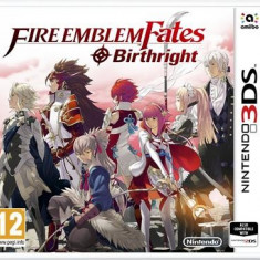 Fire Emblem Fates Birthright Nintendo 3Ds - Jocuri Nintendo 3DS