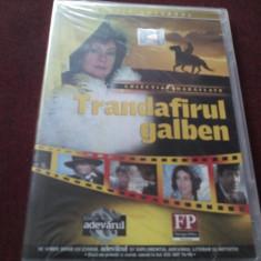FILM DVD TRANDAFIRUL GALBEN SIGILAT - Film actiune Altele, Romana