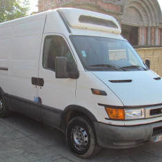 Iveco Daily 35c12 frigorific, 2.3 HPI Diesel, an 2004 - Utilitare auto