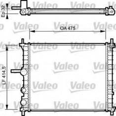Radiator, racire motor - VALEO 734222 - Radiator racire Bosch