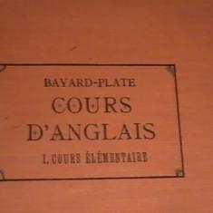 COURS GRADUE DE LANGUE ANGLAIS-J. BAYARD-M. PLATE-1 PART-COURS ELEMENTAIRE- - Certificare